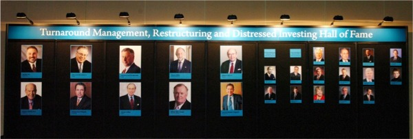 [Turnaround Management, Restructuring, Distressed Investing Industry Hall Of Fame!]